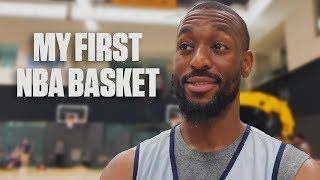 Do NBA players remember their first pro basket? | NBA on ESPN