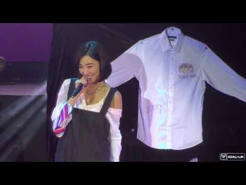 "180923 TiffanyYoung ""Fashion Design Game"" Asia FanMeeting in Taiwan"