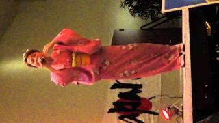 Naoko Okada Sing 34 Yozakura Oshichi 34 At Night In Tokyo At Usf In Florida Usa