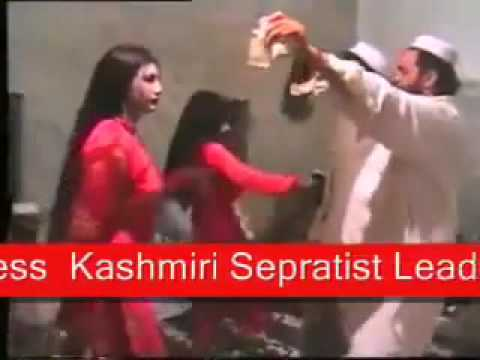 Kashmiri Separatist Yasin Malik With Prostitutes video