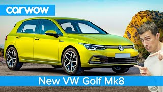New VW Golf MK8 2020 – see why it's the most dramatic change in the car's 45-year history!