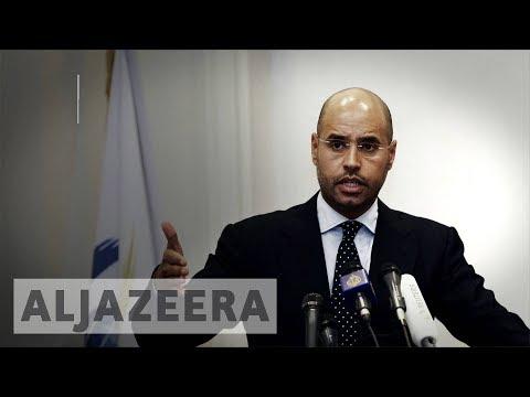 Download Libya: Saif al-Islam Gaddafi freed from prison in Zintan Mp4 baru