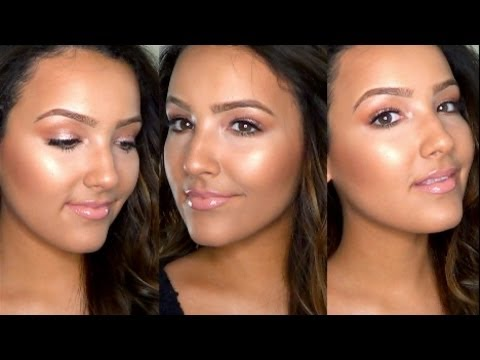 How To: Dewy. Glowing Skin (Foundation Routine)