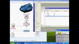 Mikrotik NETMAP Example | RouterOS Netmap | Mikrotik routers Firewall