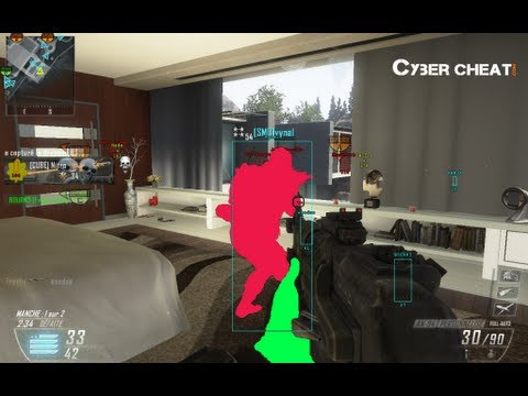 | Black ops 2 PS3 Hack | [Modding]