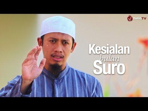 Ceramah Singkat: Kesialan Bulan Suro - Ustadz Abdurrahman Thoyib, Lc.