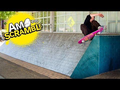 "Rough Cut: Erick Winkowski's ""Am Scramble"" Footage"
