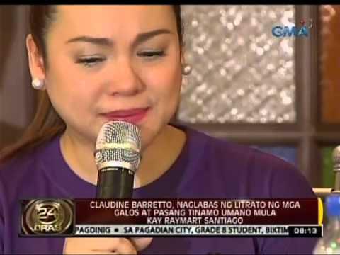 Claudine Barretto, Naglabas Ng Litrato Ng Mga Galos At Pasang Tinamo Umano Mula Kay Raymart Santiago video