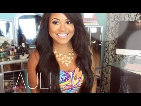 Beauty and Fashion Haul: Sephora, Michael Kors, Dailylook, etc.
