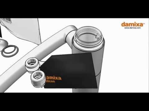 Дамикса смесители ремонт