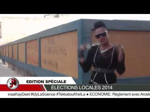 Journal Rappé EP 12 Saison 2 : Edition spéciale ELECTION LOCALES SENEGAL