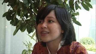 Alanda Kariza, Indonesia, young author  - Voices on Social Justice