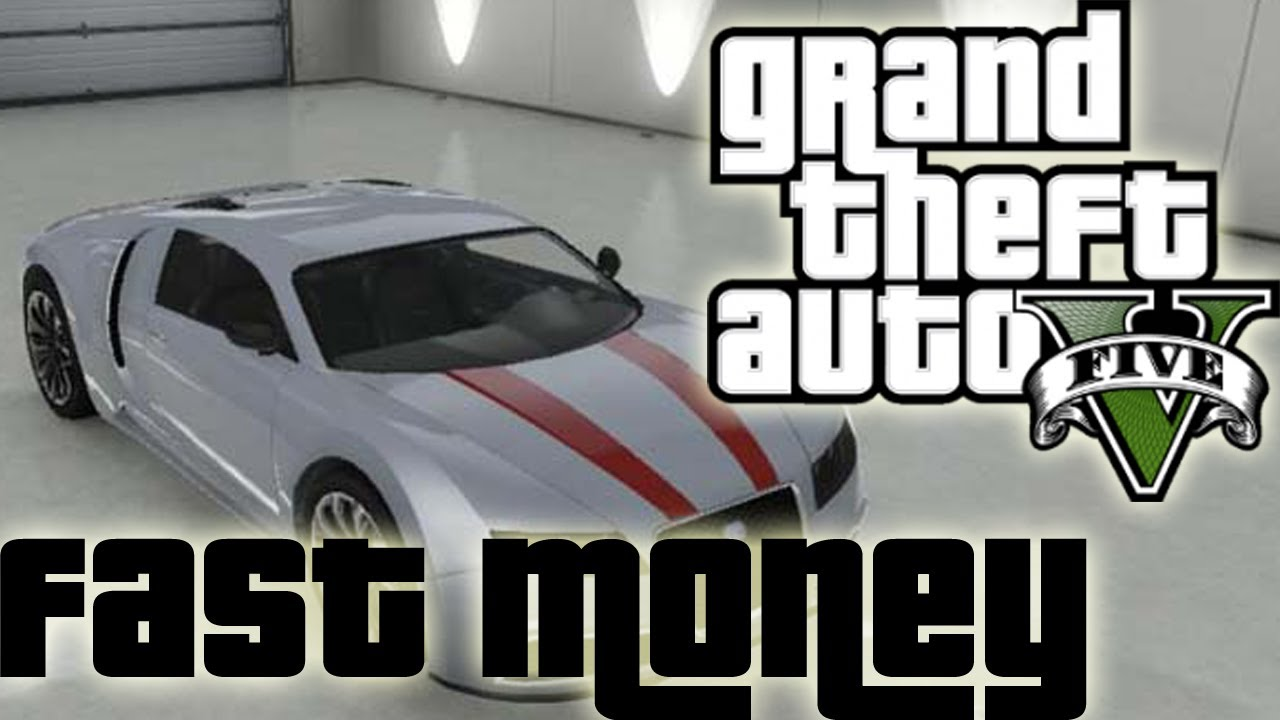 Gta 5 Fastest Money in The