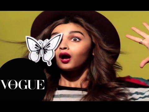 Official teaser: Alia Bhatt is Miss Vogue!