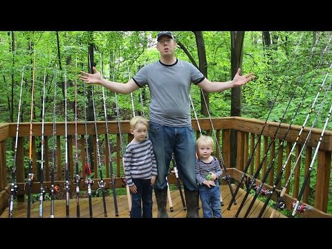 Ultimate Catfishing Rod Review - Best Catfish Rod - Fishing rod review