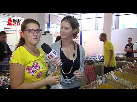 FDL RACCONTA IL PERCORSO GOLOSO DELLA FIERA DEL LEVANTE (prima parte)