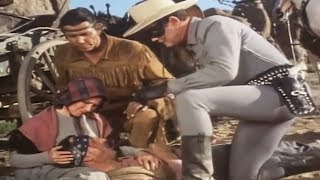 The Lone Ranger | Code of Honor | HD | TV Series English Full Episode