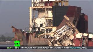 Scrapped: Chittagong Cutters (RT Documentary)