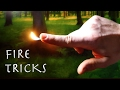 4 Simple Fire Tricks YOU SHOULD KNOW