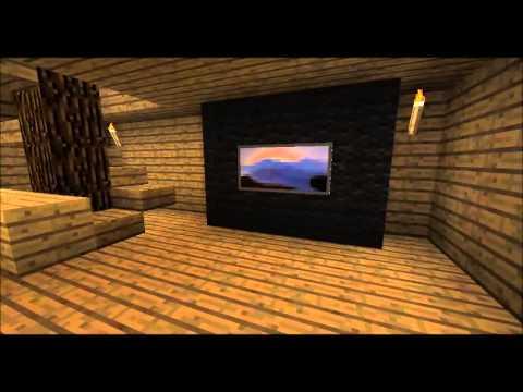 Minecraft survival single player 39 huis inrichten 39 part 5 for Huis in richten