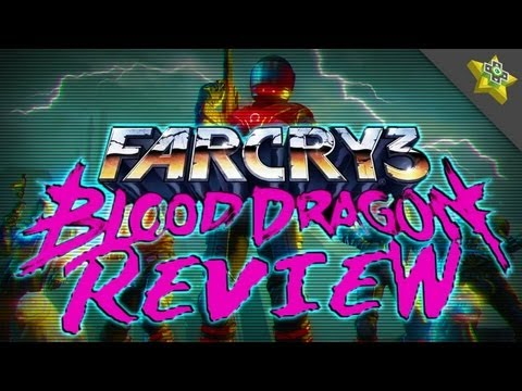 Far Cry 3: BLOOD DRAGON Review!