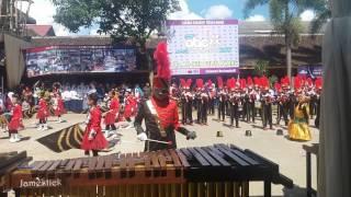 Gita Nada Marching Band Sdn Lowokwaru 2 Malang