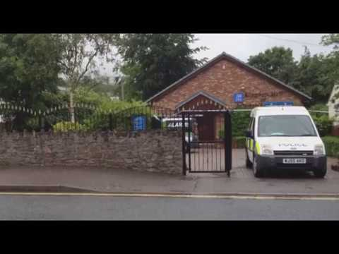 Jehovah's Witness murdered in kingdom hall. Elder stabbed to death with a knife. JW.org news, BBC UK