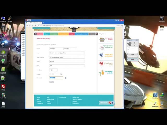 Смотреть: Обнова 2.02.15 Взлом Онлайн Магазина с помощью Sql Инъекции.