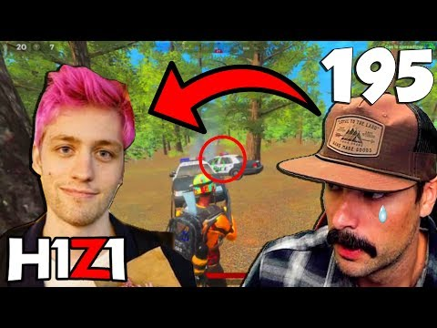 SODAPOPPIN DISRESPECTED CHEATER! (DRDISRESPECT) TOS BAN SOON?! H1Z1 - Oddshots & Funny Moments #195