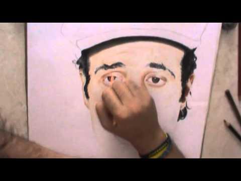 Clip video Kemal Sunal  ( Renkli Portre Çalışması ) by: Onur Yeşilyurt - Musique Gratuite Muzikoo