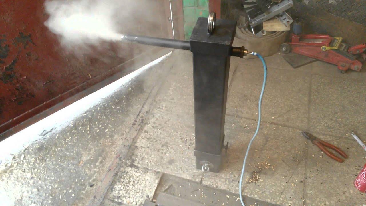 Дымогенератор для холодного копчения своими