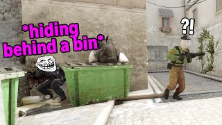 Troll-Strike: Worst Premade Ever CSGO Funny Moments