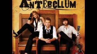 Lady Antebellum Video - Lady Antebellum-Things people say.