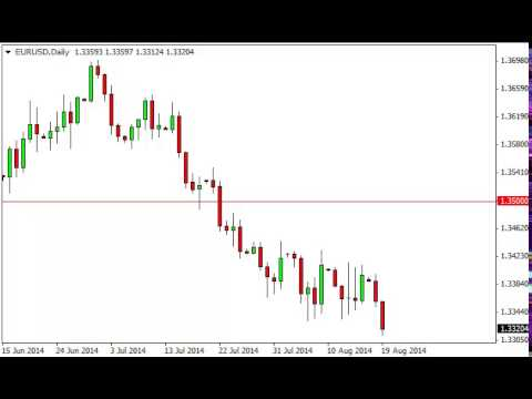 EUR/USD Technical Analysis for August 20, 2014 by FXEmpire.com