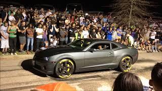 Columbia Car Meet #9 Burnout Competition