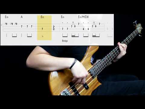 Heather Nova - Walk This World (Bass Only) (Play Along Tabs In Video)
