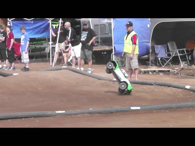 RC Crashes -- 2012 Short Course Nationals -- Crash Compilation