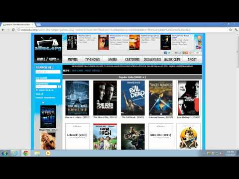 **How to Watch Free Movies/tv/sports/cartoons