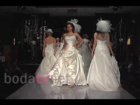 Pasarela de vestidos de novia 1
