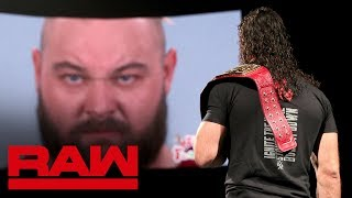 The Fiend never forgets: Raw, Sept. 16, 2019