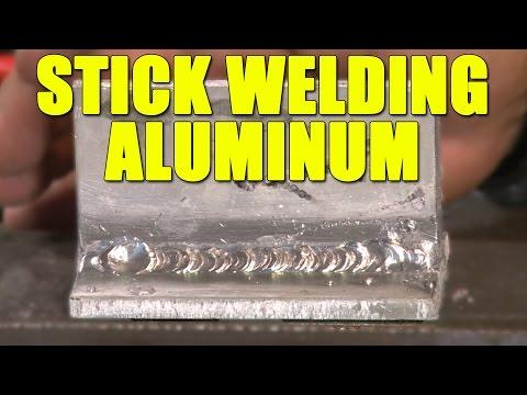 🔥 Stick Welding Aluminum   MIG Monday