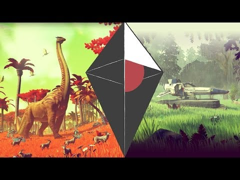 Unveiling the Gameplay of No Man's Sky - The Next Big Game