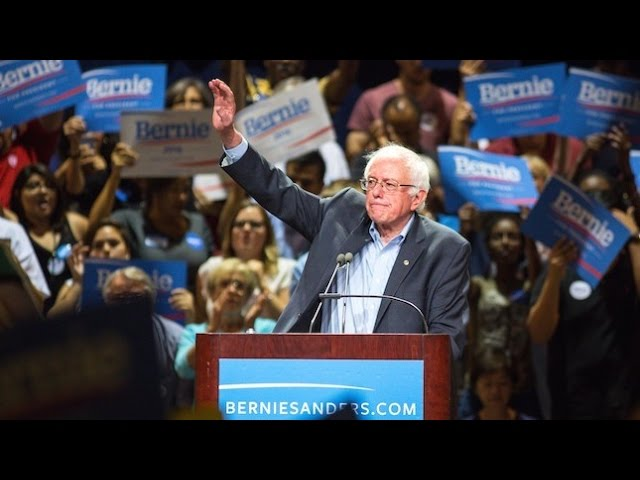 Why One Republican Strategist Is (and should) Fear the Bern
