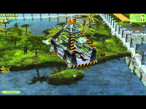 Jurassic Park: Operation Genesis - How to Build a Park Part 4