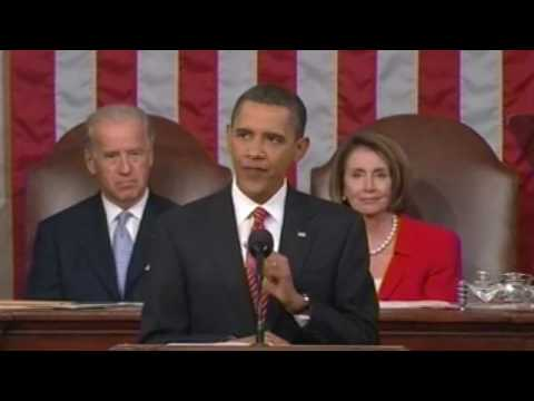 President Obama Speaks to Congress About Health Reform