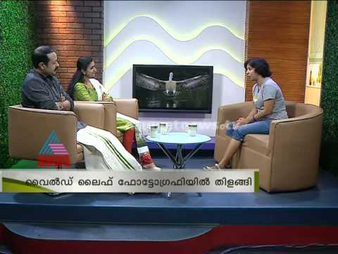 Interview : Nisha Purushothaman(wildlife photographer)