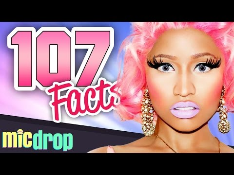 107 Nicki MInaj Music Facts YOU Should Know (Ep. #39) - MicDrop