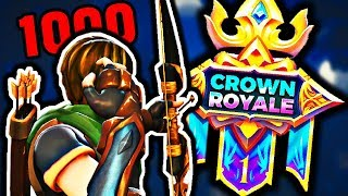 REALM ROYALE HUNTER CLASS IS BROKEN!