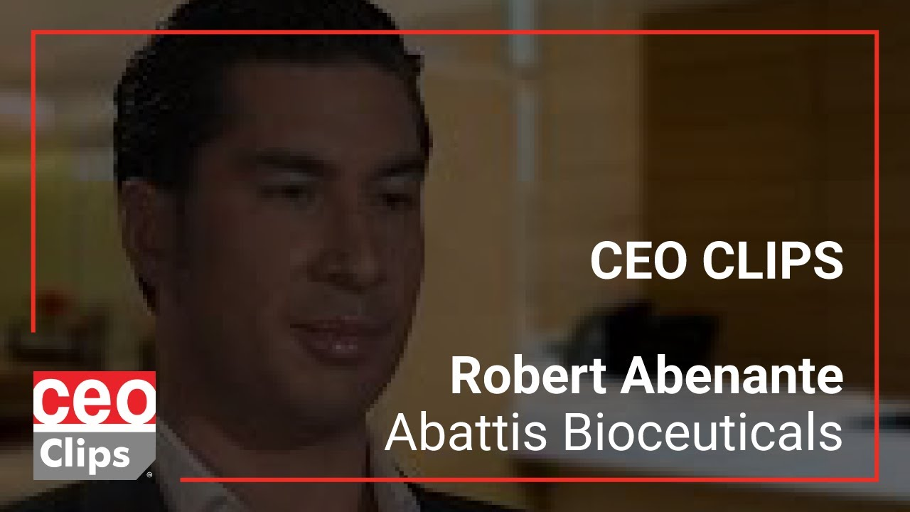 Abattis Bioceuticals Corp. (CSE:ATT) - CEO Clip Video