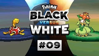 Pokemon Black and White Versus - EP09 | FREAKING NARRATION!